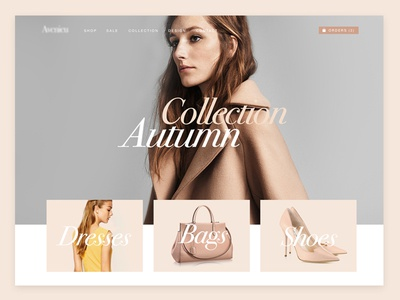 Aveniue - Home Page