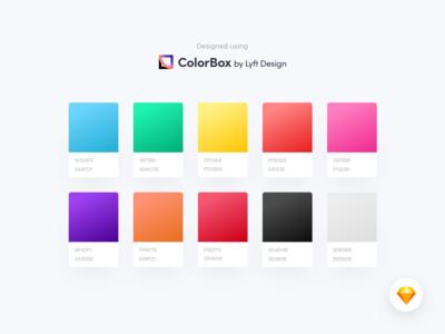 ColorBox Gradients (Freebie)