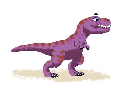 T-rex can't get coronavirus prehistoric prehistory dinosaurs trex t-rex dinosaur animal character design modern ilustracion icon flat graphic design vector illustration