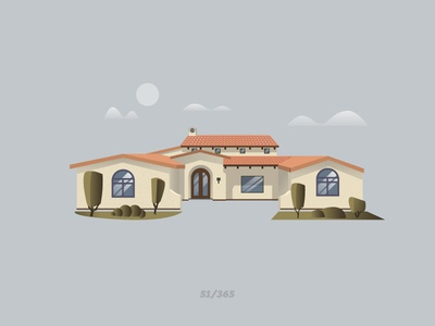 'Mexican house' Challenge 051/365