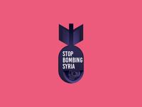 Stop Bombing Syria!