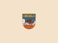 Emerald Ranch Badge