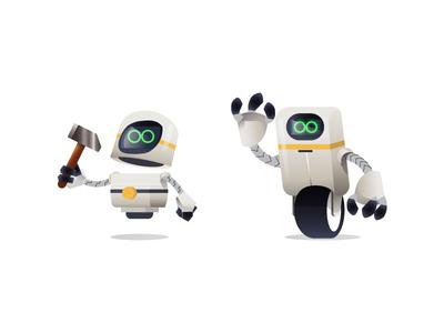 Robots V0.1