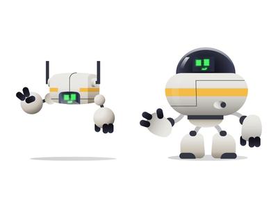 Robots V0.3