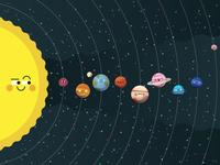 Solar System 🌌