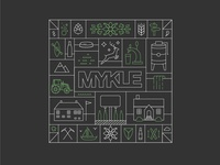 Mykle Merch Illustration