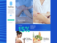 Physiotherapy website