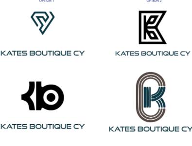 KSTES BOUTIZUE logo graphic design logo branding