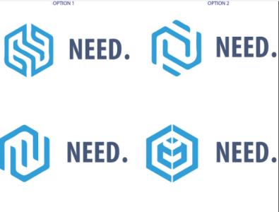 NEED logo graphic design logo branding
