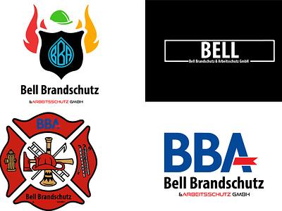 Bell Brandschutz & Arbeitsschutz GmbH logo branding logo graphic design