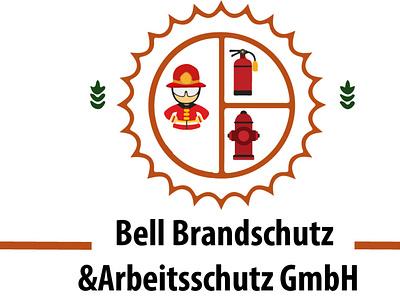firefighter logo branding logo graphic design motion graphics