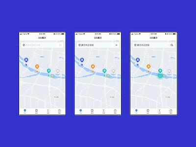 Map ui app map