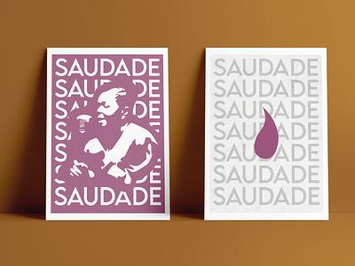 Saudade - Cesaria Evora | Poster