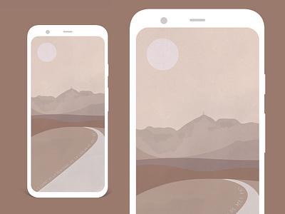 Mountains l Mobile wallpaper