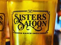 Sisters Saloon logo