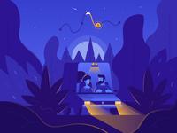 Trunow - Illustration for Mobile App