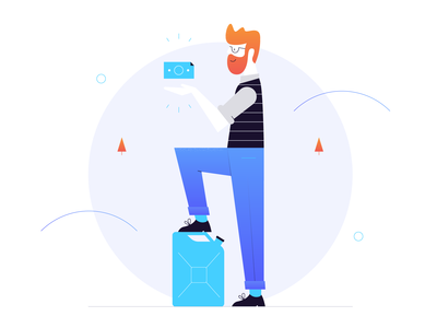 Trunow - Use Your Cash Illustration
