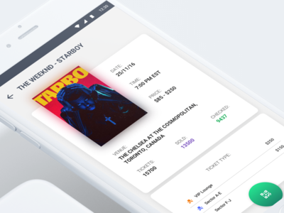 Ticket Management App