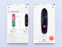 eCommerce App UX/UX