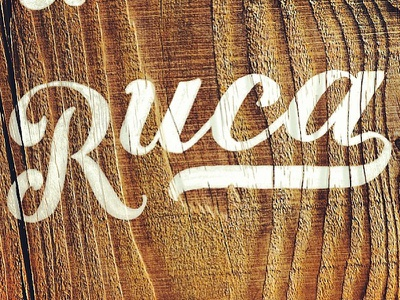 Rvca Tyopgraphy ruca rvca type typography hand drawn lettering