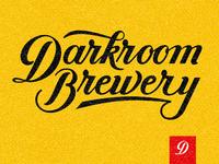 Darkroom Business Card Crop