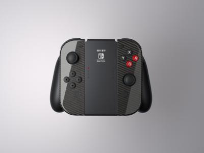 Nintendo Yokoi Carbon controller