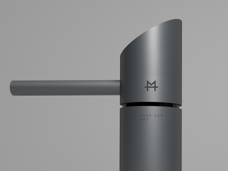 Smart Faucet goes into production! smarthome industrial design