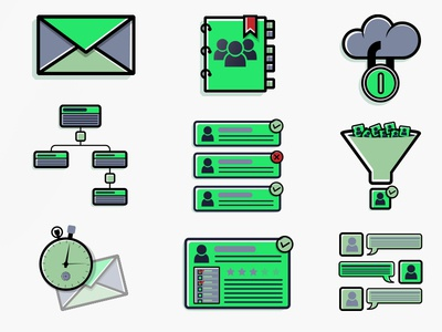 Back to Illustrator - Company Standard Icons