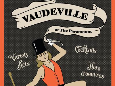 A night of vaudeville