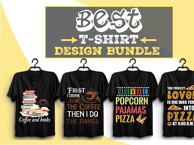 Best T-Shirt Design Bundle Vol-2 vector illustration design ui 3d branding logo motion graphics graphic design animation
