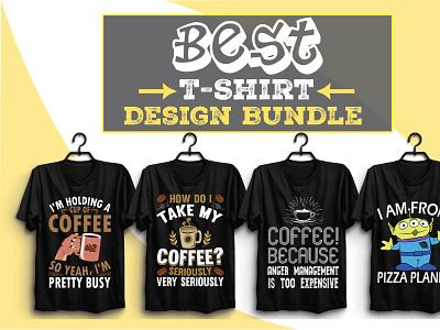 Best T-Shirt Design Bundle Vol-3 branding logo motion graphics graphic design 3d animation ui