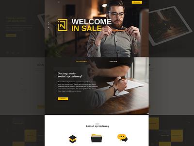 Inner website webdesign web ux ui page home graphics design