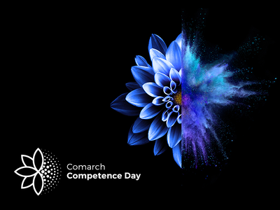 Comarch Competence Day - Logo logotype brand identity logo