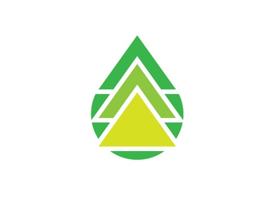 raindrop growth icon