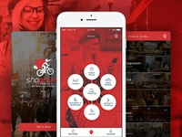 ShoPronto Mobile App UI/UX Design Case Study