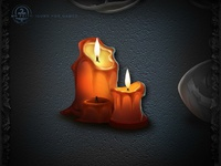 H9th Candle