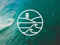 Surf School Logo