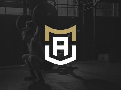 CrossFit Avon badge shield sport gym fitness bridge crossfit