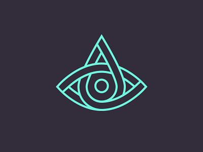 Eye Drop logo surf film video drop water eye