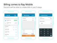 Ray Mobile: Billing