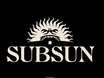 Subsun Concept 1 concept artwork design vector branding typography logo illustration