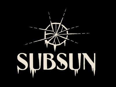Subsun concept 4 abstract concept artwork vector typography design logo illustration