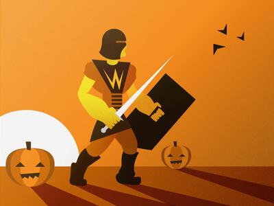 Warriorween