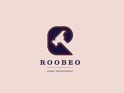 R + Handiness (fixed) repost renovation home improvement handy logo hammer r
