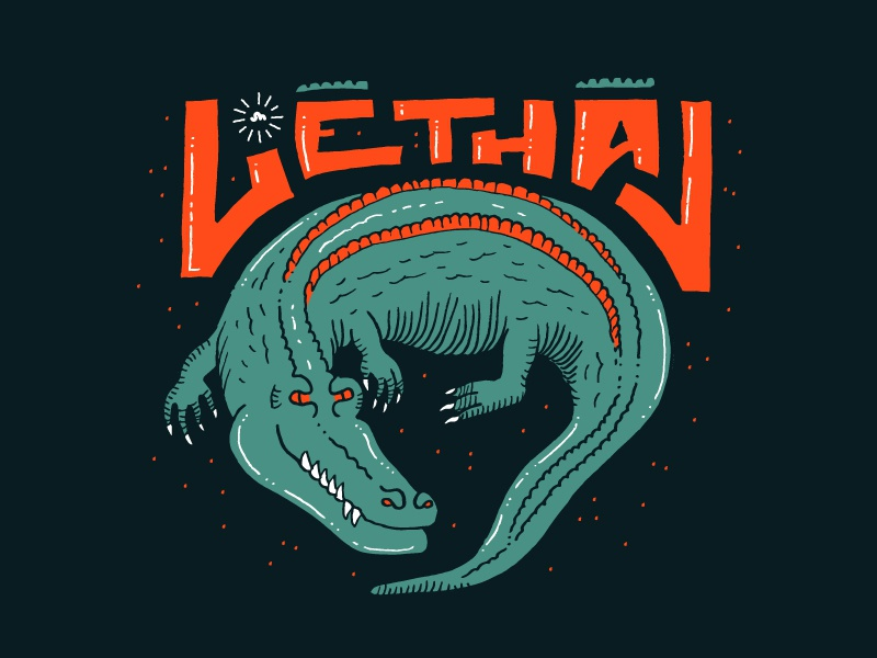 Lethal2 dribbble