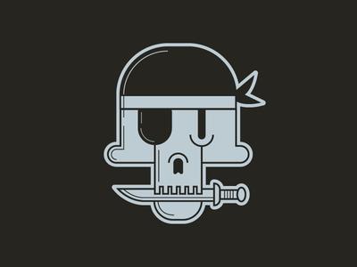 Rude Boy Pin Concept