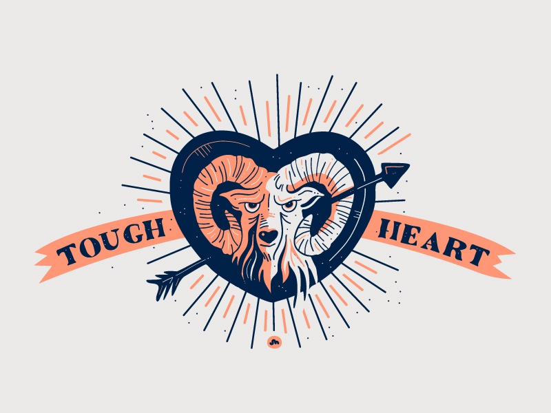 Tough heart