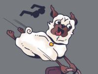 Go-Pug detail