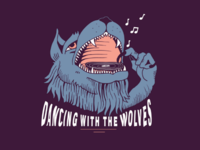 Dancing with the wolves