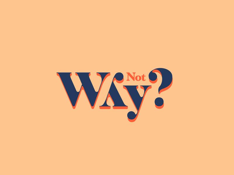 Why not? y logo idea font typography why y